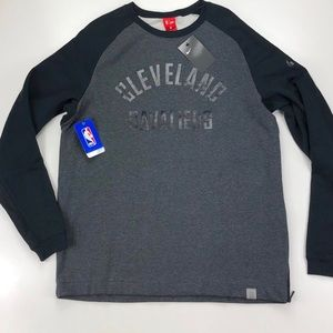 Nike Cleveland Cavaliers Official Sweatshirt L $80